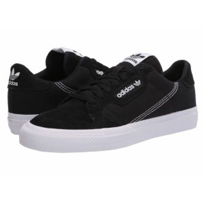 アディダスオリジナルス メンズ スニーカー シューズ Continental Vulc Core Black/Footwear White/Core Black