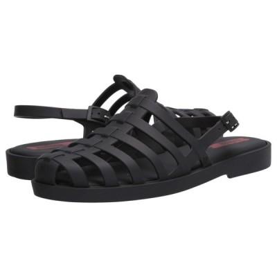 メリッサ Melissa Shoes レディース サンダル・ミュール シューズ・靴 Disco AD Matte Black