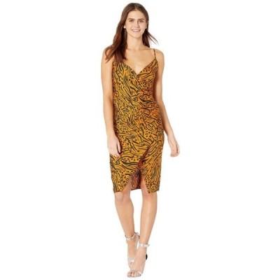 ビーシービージェネレーション ユニセックス スカート ドレス Printed Side Pleated Cami Dress TOP6266889