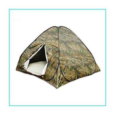 Portable Camouflage Pop Up Camping Hiking Automatic Instant Tent 3-4 Person Camo【並行輸入品】