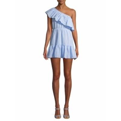 レンビー レディース ワンピース One Shoulder Mini Dress