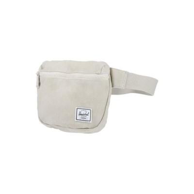 ハーシェル サプライ HERSCHEL SUPPLY CO. メンズ バッグ backpack & fanny pack Light grey