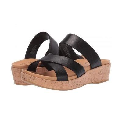 Kork-Ease コークイーズ レディース 女性用 シューズ 靴 ヒール Camellia - Black