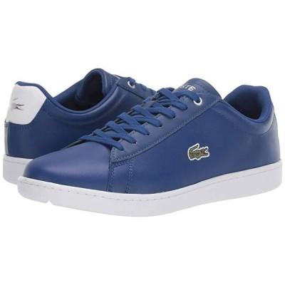 ラコステ Hydez 319 1 P SMA メンズ スニーカー 靴 シューズ Blue/White