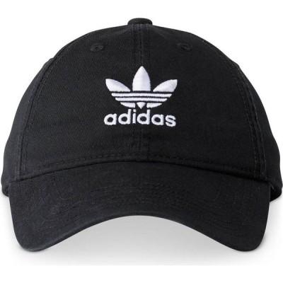アディダス adidas レディース 帽子 Cotton Relaxed Cap Black