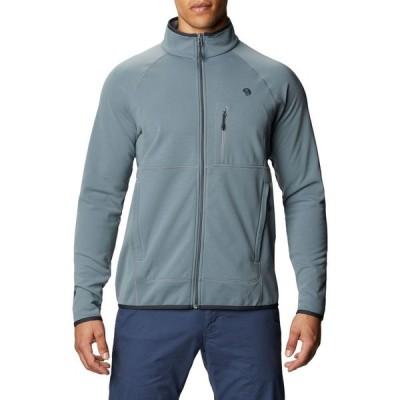 マウンテンハードウェア Mountain Hardwear メンズ ジャケット アウター Norse Peak Zip Up Jacket Light Storm