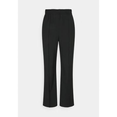 アーケット カジュアルパンツ レディース ボトムス Trousers - black