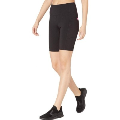 ジューシークチュール Juicy Couture Sport レディース ショートパンツ ボトムス・パンツ Pocket Bike Shorts Deep Black