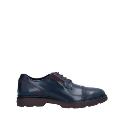 ホーガン HOGAN メンズ シューズ・靴 laced shoes Black