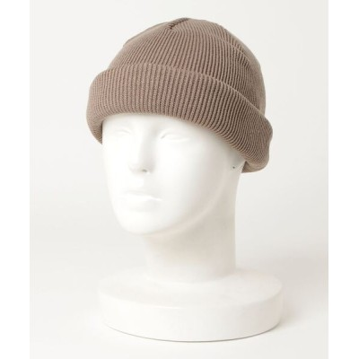 NEUVE A / RACAL Standard Collection Roll Knit Cap  ラカル ロールニットキャップ    RL-18-935 MEN 帽子 > ニットキャップ/ビーニー