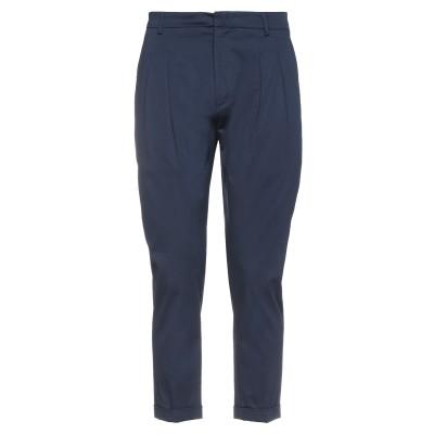 LOW BRAND パンツ ダークブルー 31 コットン 96% / ポリウレタン 4% パンツ