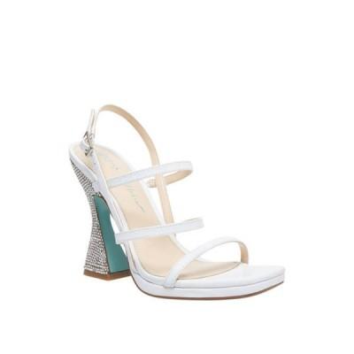 ベッツィジョンソン レディース パンプス シューズ Pacey Paired Heel Sandals