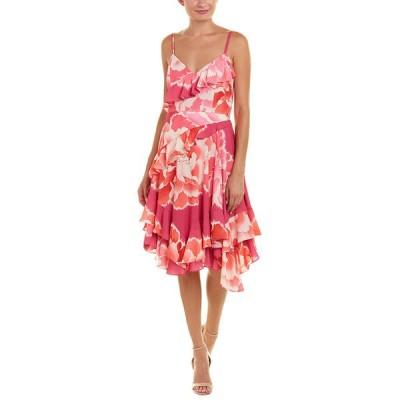 ジョシーナトリ ワンピース トップス レディース Josie Natori A-Line Dress fuchsia