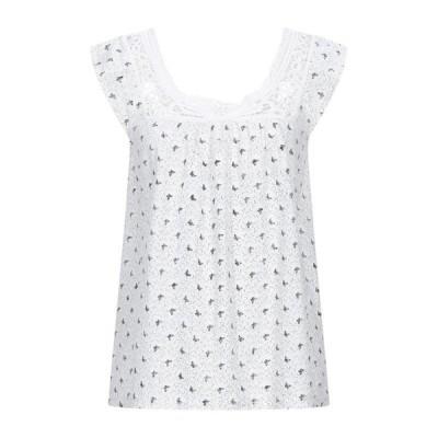 LOCAL APPAREL トップス  レディースファッション  トップス  Tシャツ、カットソー  半袖 ホワイト