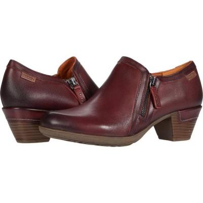ピコリノス Pikolinos レディース シューズ・靴 Rotterdam 902-5948 Garnet