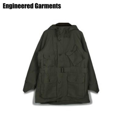 エンジニアードガーメンツ ENGINEERED GARMENTS フィールドパーカー ジャケット アウター FIELD PARKA-DOUBLE CLOTH 20F1D032