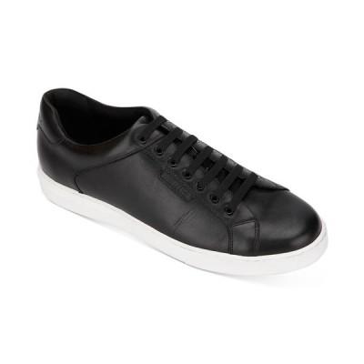 ケネスコール スニーカー シューズ メンズ Men's Liam Tennis-Style Sneakers Black