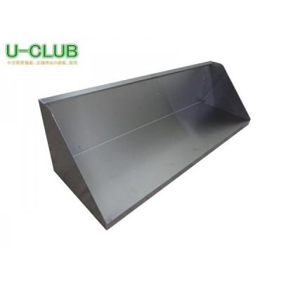■JB0111|平棚 吊り棚 ステンレス W1070×D350×H300mm 中古 業務用 ラック