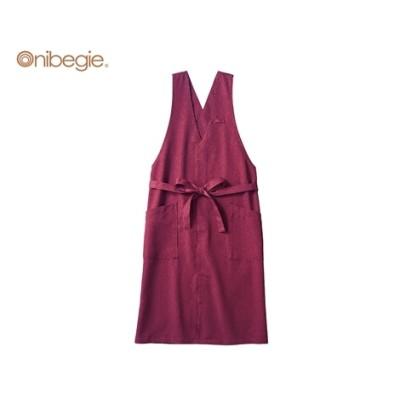 Onibegie OV5002 エプロン(男女兼用) 【業務用】コック服