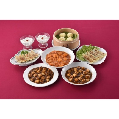 母の日 東京/赤坂四川飯店 陳親子饗宴 中華セット