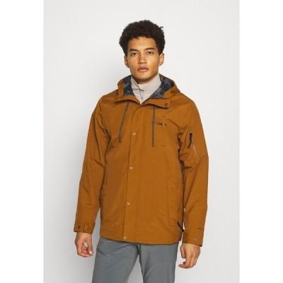 コロンビア ジャケット&ブルゾン メンズ アウター ROYCE RANGE JACKET - Outdoor jacket - walnut