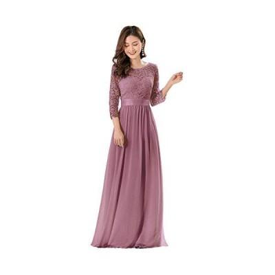Ever-Pretty ロングドレス 演奏会 イブニングドレス long dress 結婚 パーティードレス ワンピース イブニングドレス