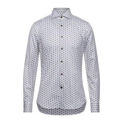 SONRISA シャツ ホワイト 44 コットン 100% シャツ