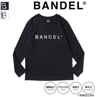 バンデル BANDEL ロングTシャツ Long Sleeve T Geometry Camo Logo BAN-LT018