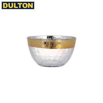 DULTON Glass tableware OBO GOLD Bowl 95 ガラス ボウル 【品番:A515-299GD95】 ダルトン インダストリアル アメリカン ヴィンテージ 男前