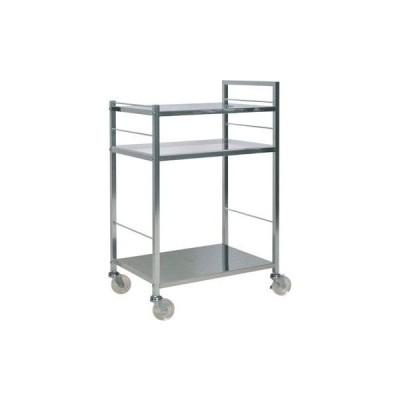 足立製作所 ステンレス天板キッチンワゴン(小) 1392 収納用品 キッチン収納
