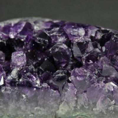 アメジスト 原石 アメジスト クラスター ウルグアイ産 182-2858