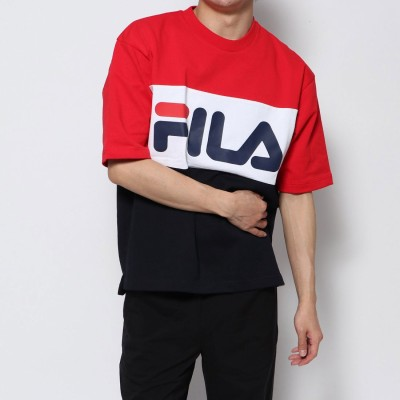 フィラ FILA メンズ 半袖Tシャツ FL-9C11140TSキリH