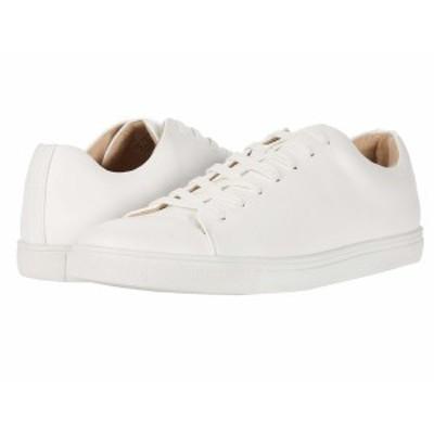 ケネスコール メンズ デッキシューズ シューズ Stand Sneaker C White