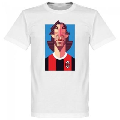 イタリア代表 アンドレア・ピルロ Tシャツ SOCCER プレイメーカー ホワイト