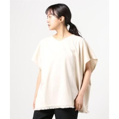tシャツ Tシャツ 【ムラサキスポーツ別注】RIKKA  FEMME/リッカファム  ビッグシルエット  無地Tシャツ   R21SS204