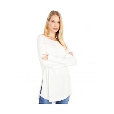 Free People フリーピープル レディース 女性用 ファッション セーター Snowy Thermal - White
