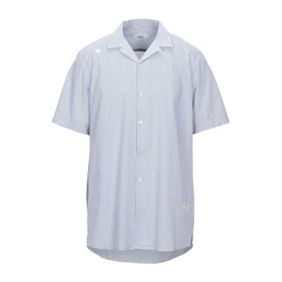 ジ・エディター THE EDITOR シャツ ホワイト 42 コットン 100% シャツ