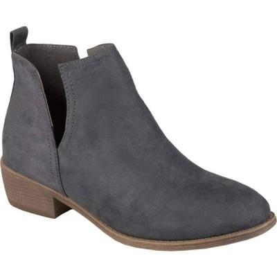 ジュルネ コレクション Journee Collection レディース ブーツ シューズ・靴 Rimi Bootie Grey