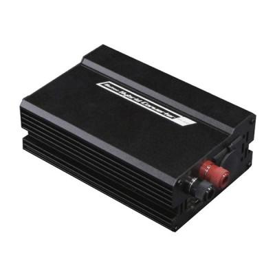 メルテック ホーム電源 AC100をDC12Vへ変換 静音タイプ DC12Vソケット1口:15A USB2口:2.4A(合計4.8A) 陸式ターミナル×1 Meltec HS-800
