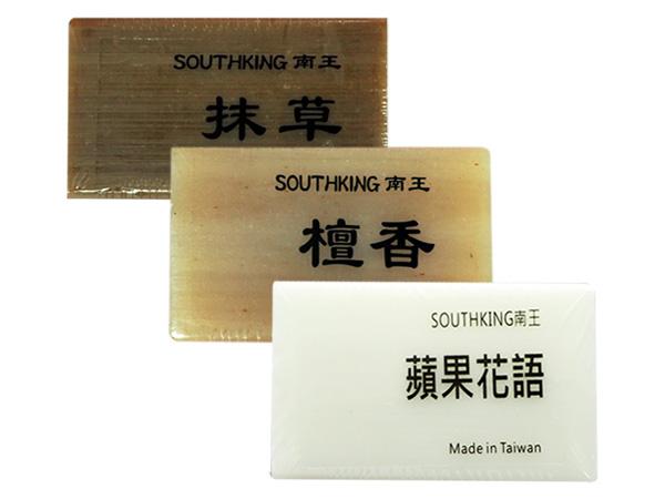 南王~抹草皂/檀香皂/蘋果花語皂(100g) 3款可選【D100018】沐浴肥皂