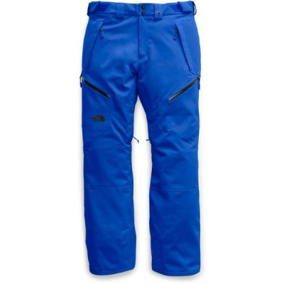 【残り1点!】【サイズ:L】ザ ノースフェイス The North Face メンズ スキー・スノーボード ボトムス・パンツ Chakal Snowboard Pants TNF Blue