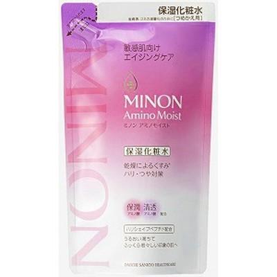 ミノンアミノモイスト エイジングケアローション 替え130ml ミノンアミノモイスト 基礎化粧品