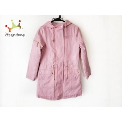 レディ Rady コート サイズS レディース 美品 ピンク 冬物      スペシャル特価 20210106