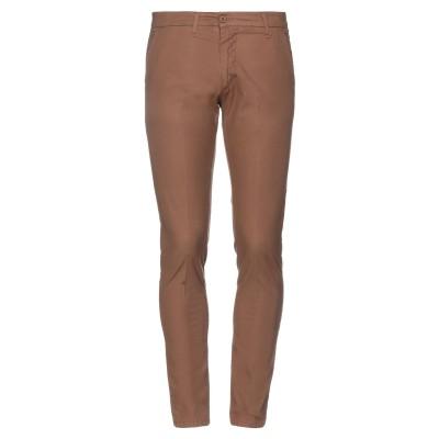 GIANNI LUPO パンツ キャメル 30 コットン 98% / ポリウレタン 2% パンツ