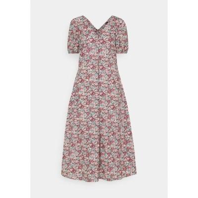 ヤス ワンピース レディース トップス YASTULIA DRESS - Day dress - rosewood/tulia