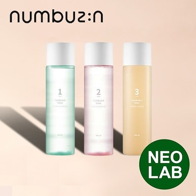 numbuzin Goodbye Dead-Cell Toner / Makeup Boosting Toner / Shinning Essence Toner 200ml