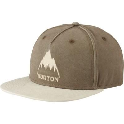 バートン Burton メンズ キャップ 帽子 roustabout blem cap Keef Shelter Camo