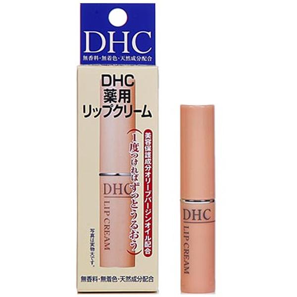 DHC 純欖護唇膏(1.5g) 超人氣經典款【小三美日】