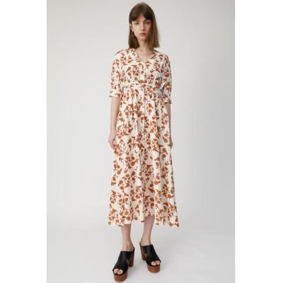 【マウジー】 RUSTIC FLOWER ドレス レディース 柄WHT5 1 MOUSSY