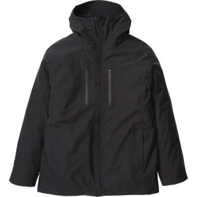 マーモット メンズ ジャケット・ブルゾン アウター Marmot Men's Bleeker Component Jacket Black